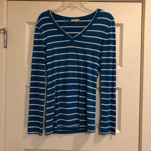Zenana outfitters striped long sleeve